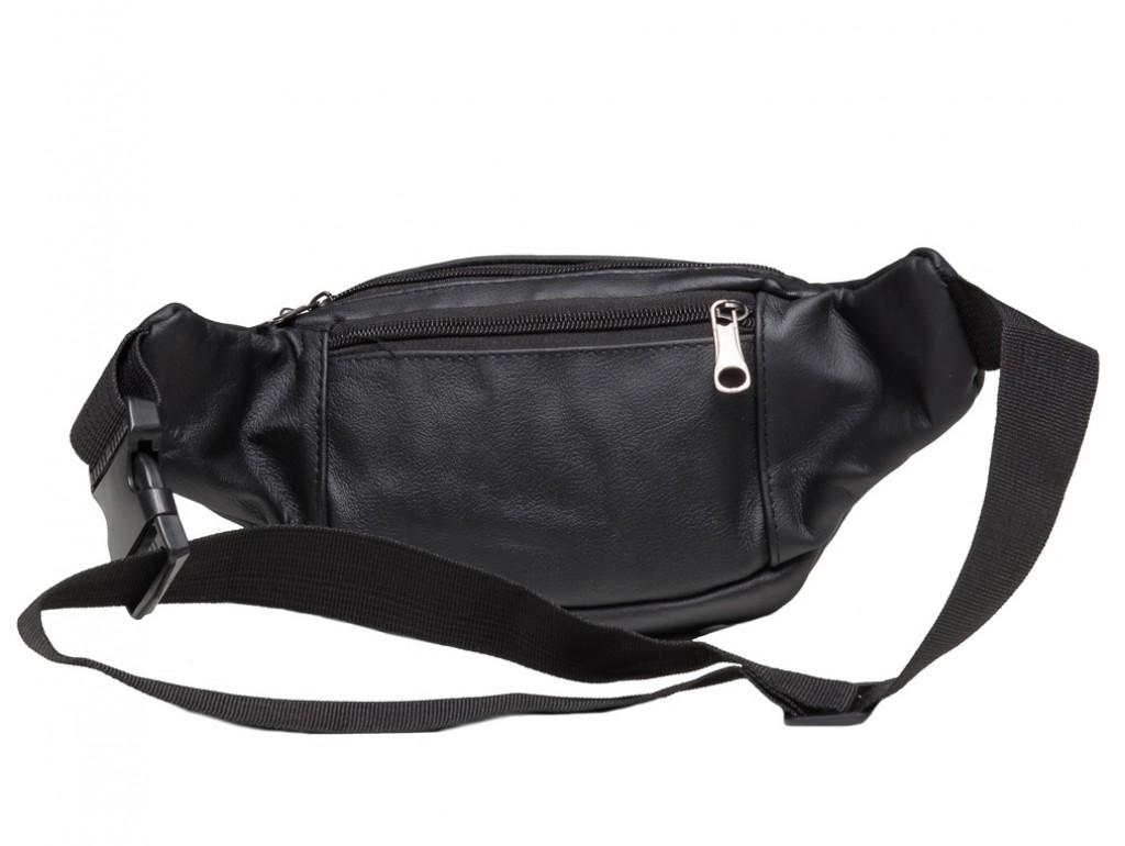 Кожаная сумка на пояс TIDING BAG A25-982A - Royalbag