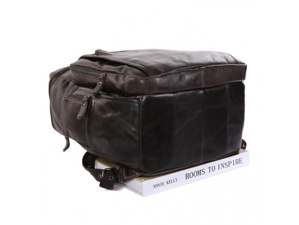 Рюкзак кожаный TIDING BAG 7202J - Royalbag