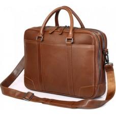 Кожаная сумка Tiding Bag 7348B - Royalbag Фото 2