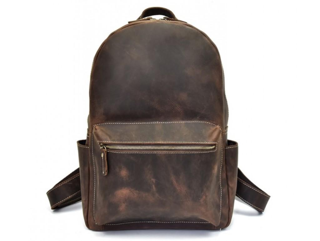 Рюкзак кожаный Tiding Bag B26-3158R - Royalbag