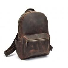 Рюкзак кожаный Tiding Bag B26-3158R - Royalbag Фото 2