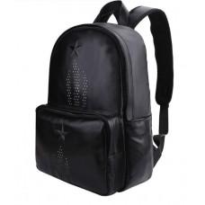 Рюкзак кожаный B3-2046A - Royalbag Фото 2