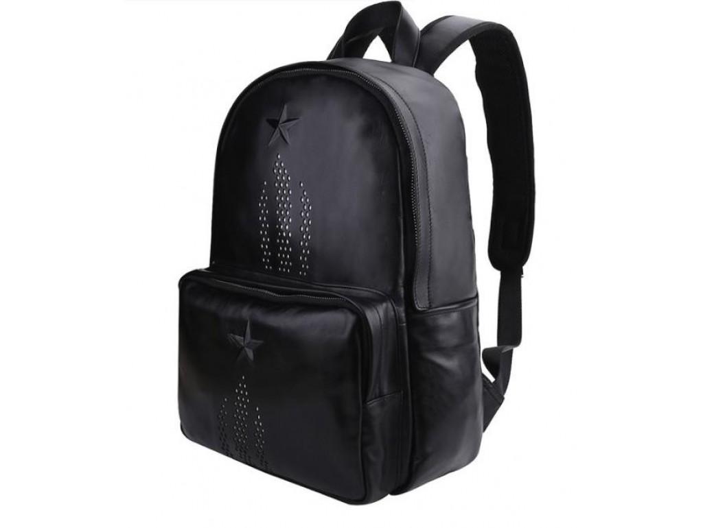 Рюкзак кожаный B3-2046A - Royalbag Фото 1