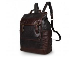 Рюкзак кожаный TIDING BAG 7305J - Royalbag