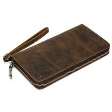 Клатч кожаный Bexhill Bx8801R