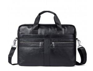 Чоловіча шкіряна сумка для документів і ноутбука Bexhill Bx1120A - Royalbag