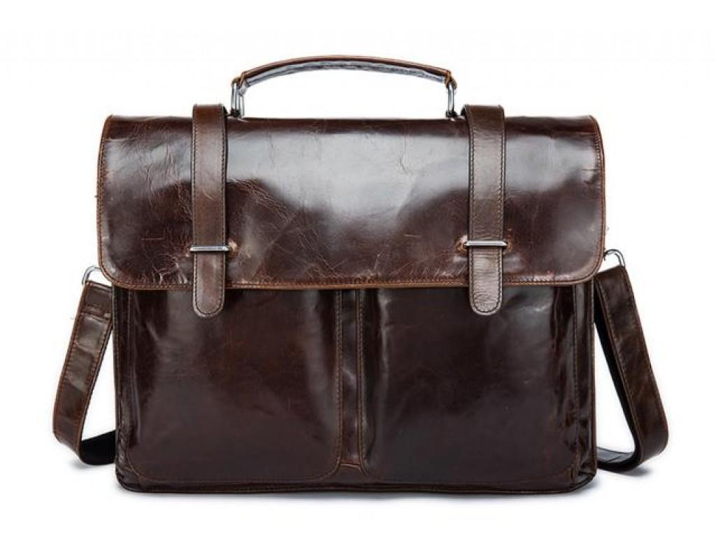 Кожаный портфель Bexhill Bx8814C - Royalbag