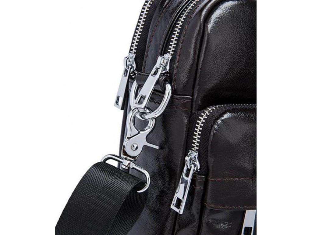Барсетка мужская кожаная через плечо BEXHILL Bx8842C - Royalbag