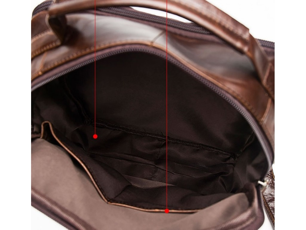 Сумка-барсетка мужская кожаная через плечо BEXHILL Bx8870A - Royalbag