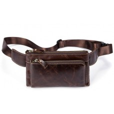 Кожаная сумка на пояс Bexhill Bx8900R - Royalbag