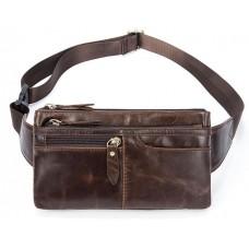 Кожаная сумка на пояс Bexhill Bx8943C