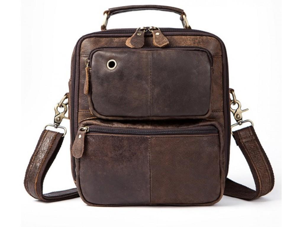 Мессенджер BEXHILL Bx8951R - Royalbag