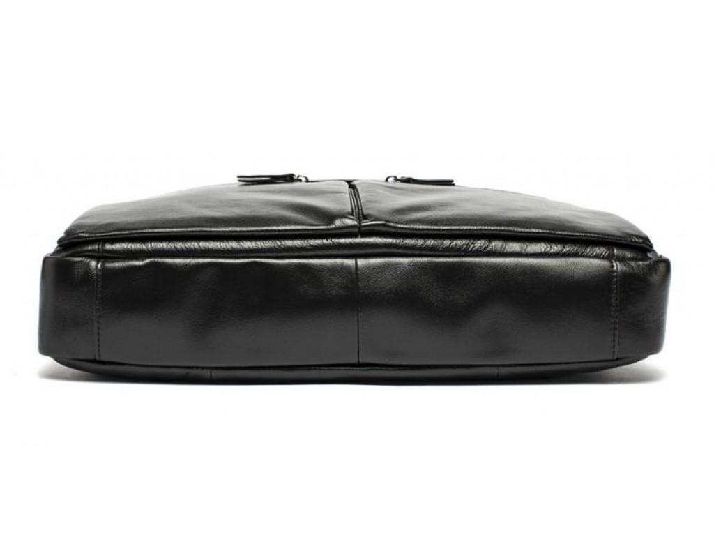 Функциональна мужская сумка из натуральной кожи Bexhill Bx9005A - Royalbag