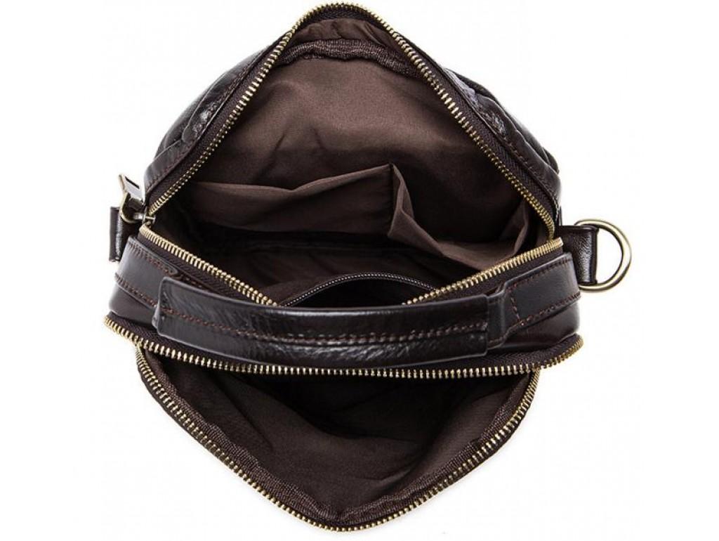 Сумка-барсетка через плечо мужская из науральной кожи BEXHILL Bx9073C - Royalbag