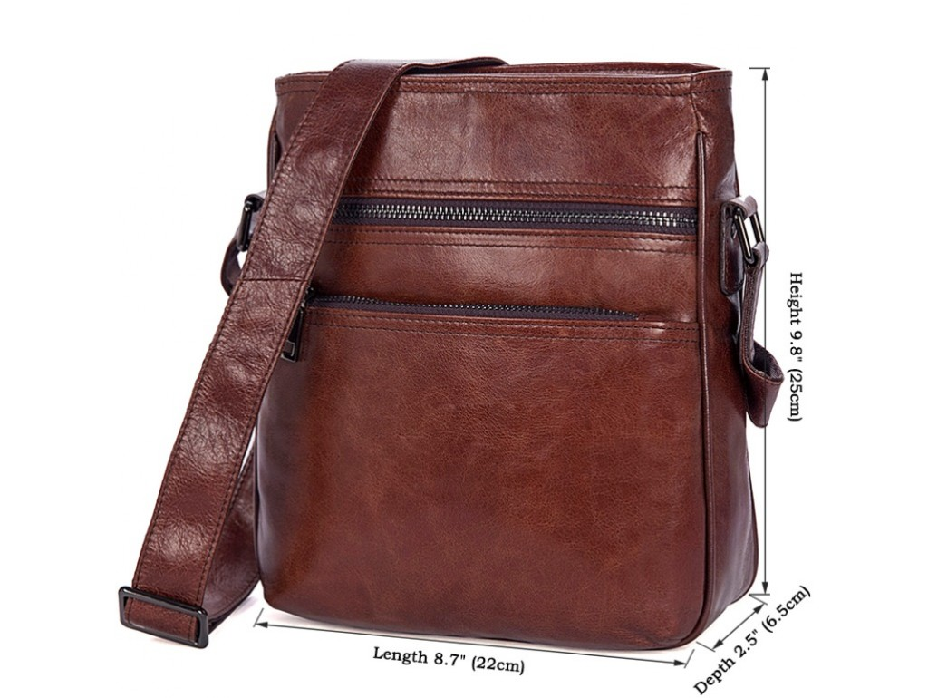 Мессенджер TIDING BAG 9801C - Royalbag