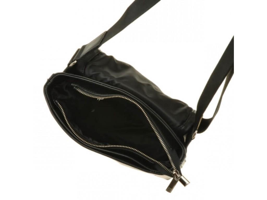 Мессенджер через плечо мужской кожаный Blamont Bn027A-1 - Royalbag