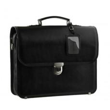 Мужской кожаный портфель Blamont Bn037A