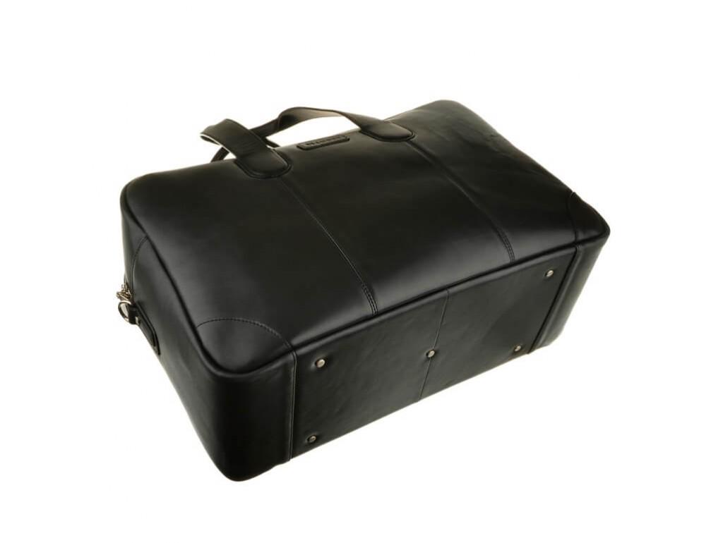 Дорожная мужская кожаная сумка с длиными ручками Blamont Bn028A - Royalbag