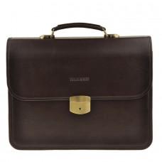 Мужской кожаный портфель Blamont Bn037C