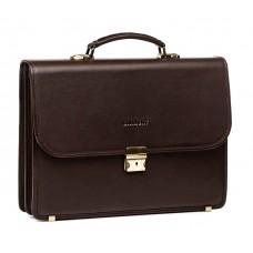 Мужской кожаный портфель Blamont Bn038C