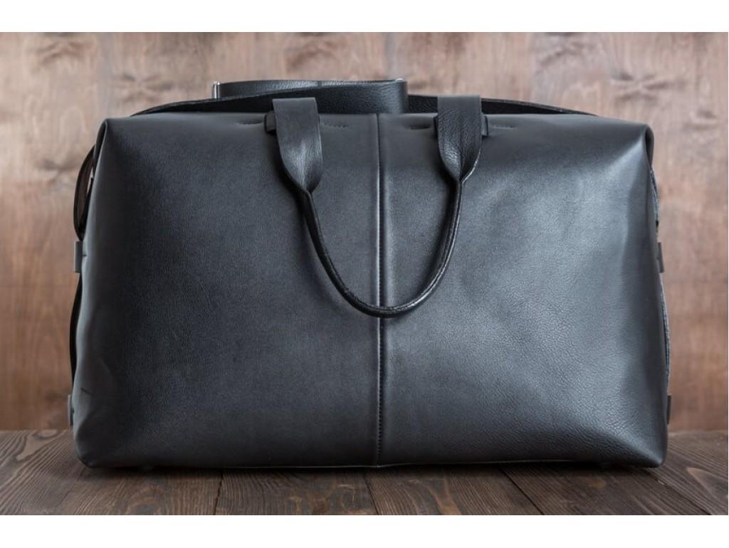 Люксовая дорожная сумка высокого качества с кожаным ремнем Blamont Bn072A - Royalbag