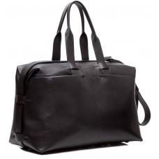 Люксовая дорожная сумка высокого качества с кожаным ремнем Blamont Bn072A - Royalbag Фото 2