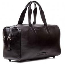 Дорожная сумка премиум-класса из натуральной итальянской кожи Blamont Bn073A - Royalbag Фото 2