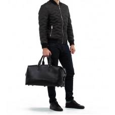 Элитная мужская дорожная сумка из итальянской кожи Blamont Bn105A