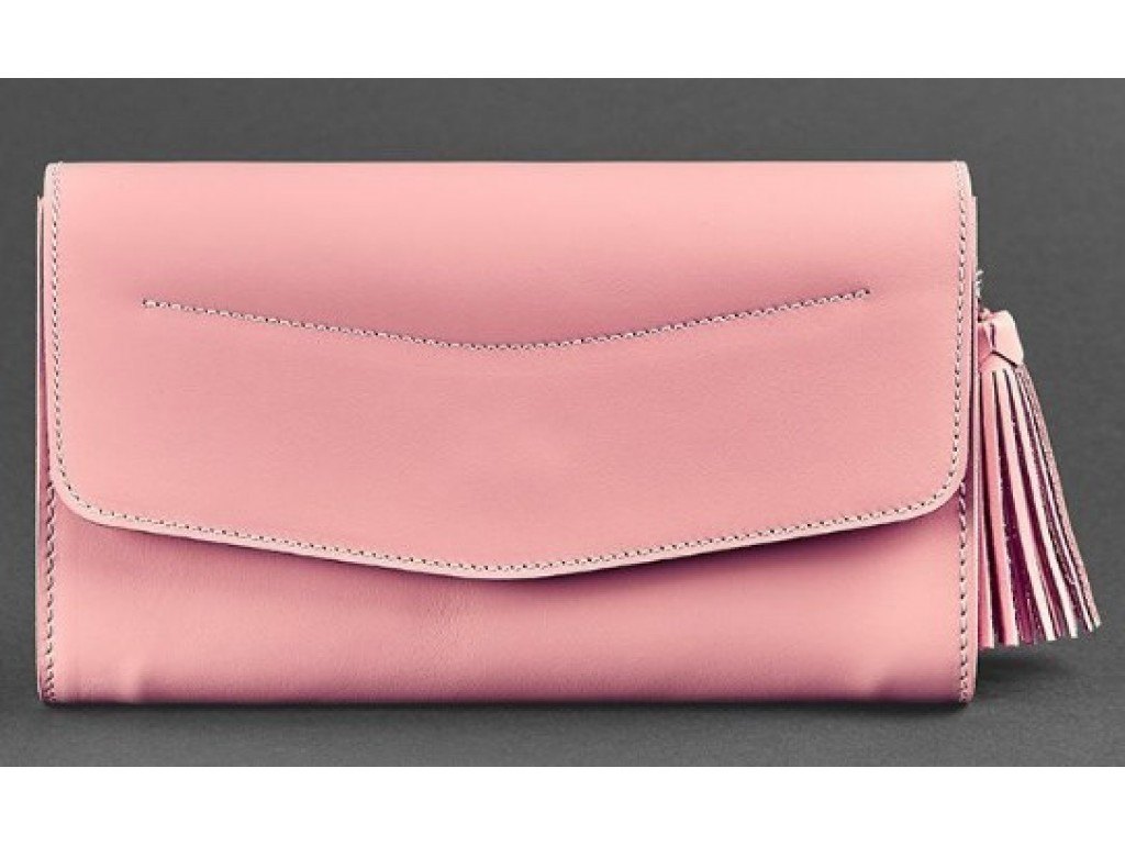 СУМКА ЭЛИС РОЗОВЫЙ ПЕРСИК BN-BAG-7-pink-peach - Royalbag Фото 1