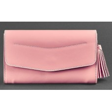 СУМКА ЭЛИС РОЗОВЫЙ ПЕРСИК BN-BAG-7-pink-peach - Royalbag Фото 2