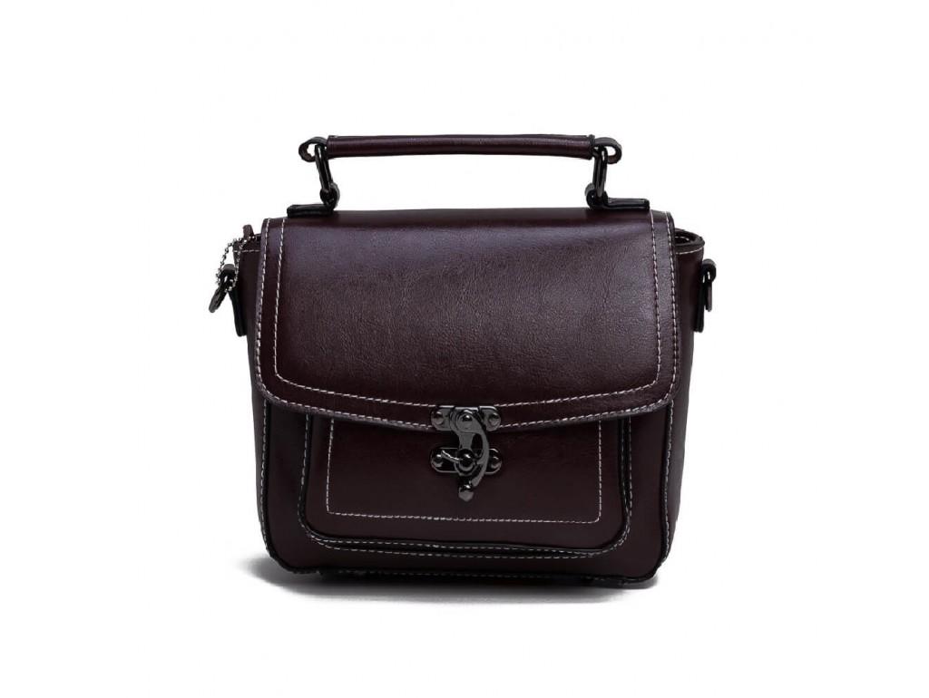 Женская сумка GRAYS GR-806B - Royalbag Фото 1