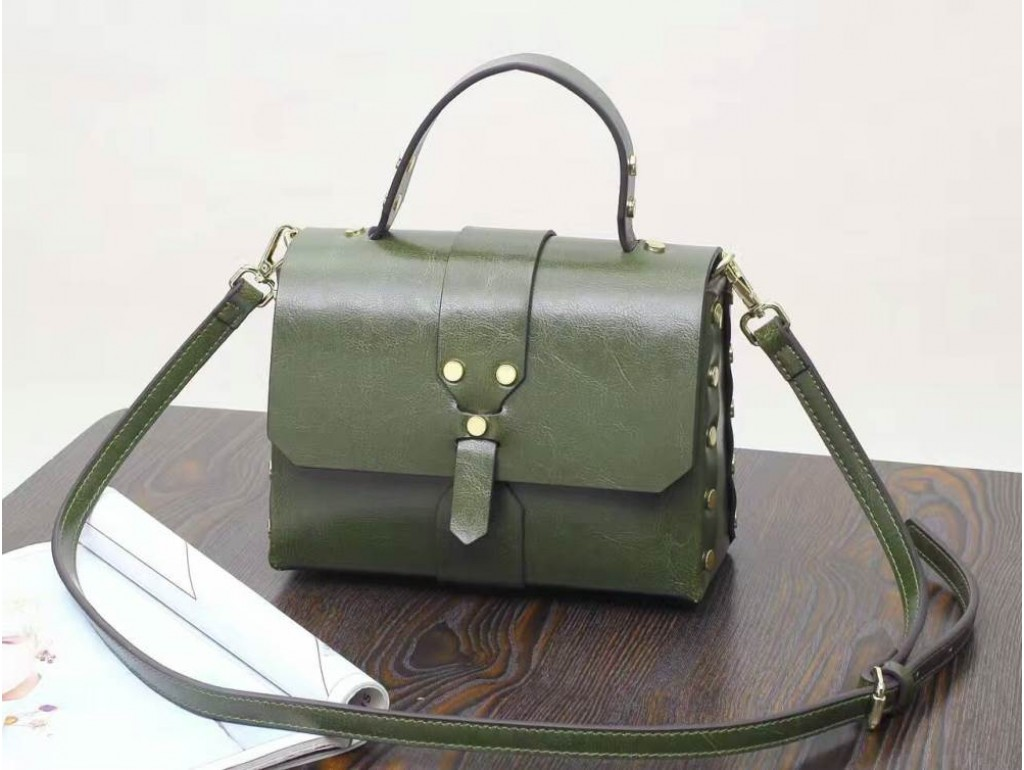 Женская сумка Grays GR-8812GR - Royalbag Фото 1