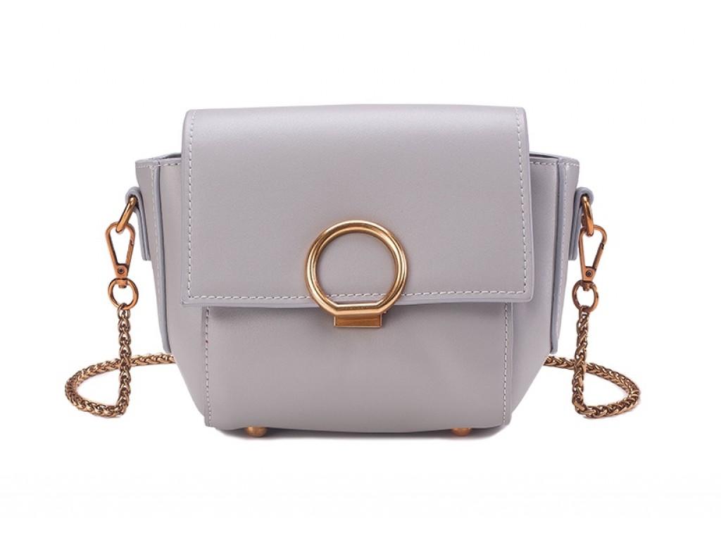 Женская сумка-кроссбоди Grays GR-8821SB - Royalbag Фото 1