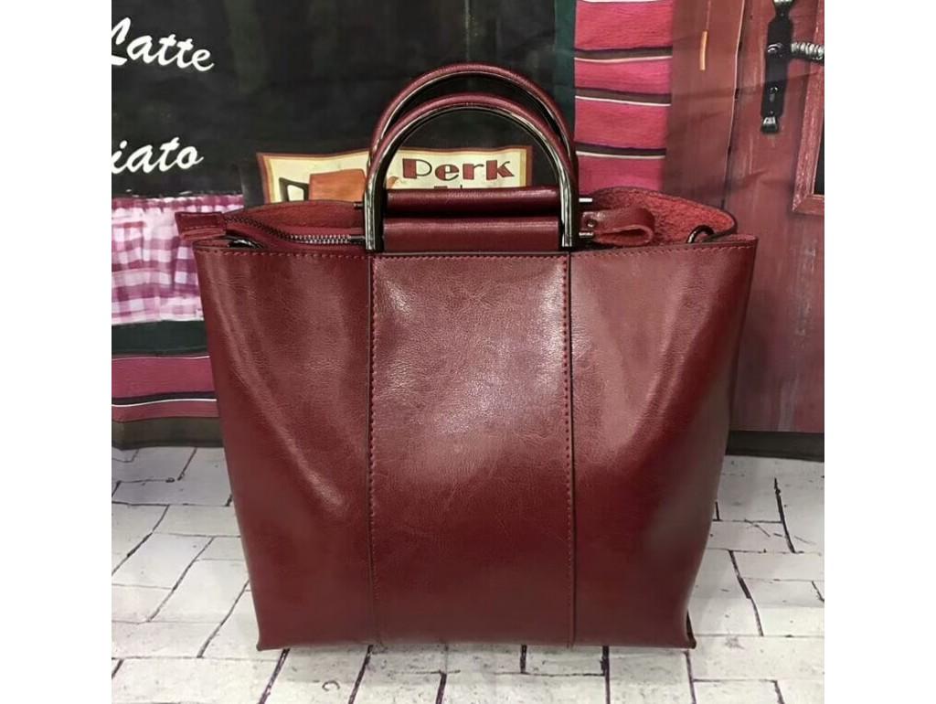 Женская сумка Grays GR-8856R - Royalbag Фото 1
