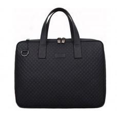 Мужская сумка Gu022 - Royalbag Фото 2