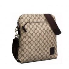 Мужская сумка Gu056 - Royalbag Фото 2