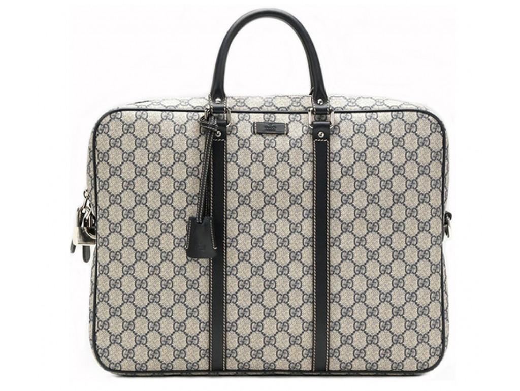 Мужская сумка Gu018 - Royalbag Фото 1