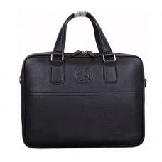 Мужская сумка Gu009 - Royalbag Фото 2