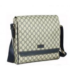 Мужская сумка Gu041 - Royalbag Фото 2