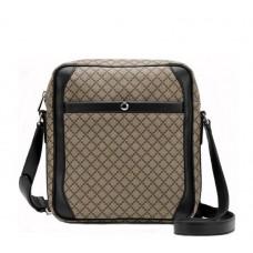 Мужская сумка Gu047 - Royalbag Фото 2