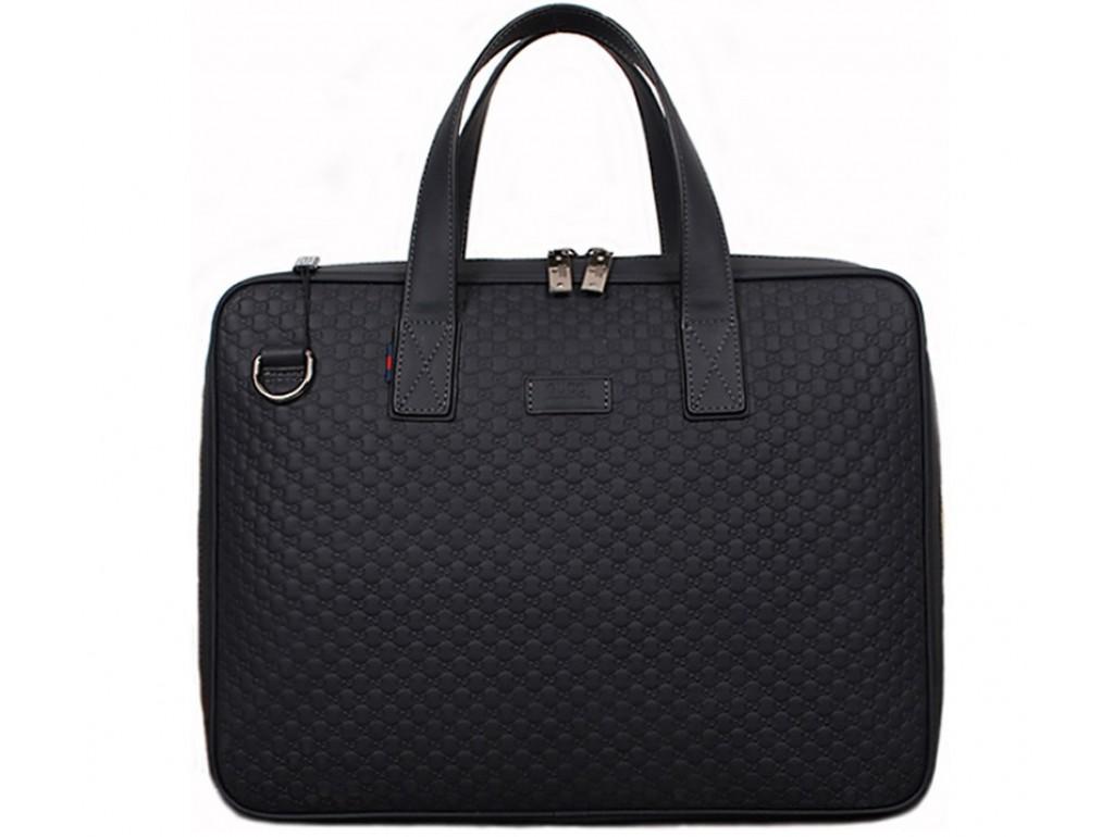 Мужская сумка Gu022 - Royalbag Фото 1