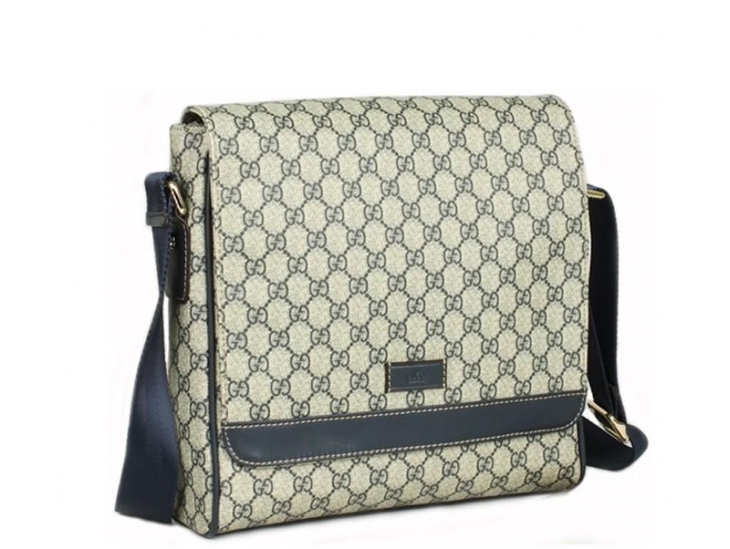 Мужская сумка Gu041 - Royalbag Фото 1