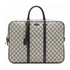 Мужская сумка Gu018 - Royalbag Фото 2