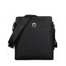 Мужская сумка Gu030 - Royalbag Фото 2