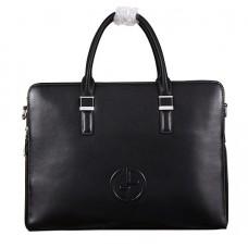 Мужская сумка Gu069 - Royalbag Фото 2