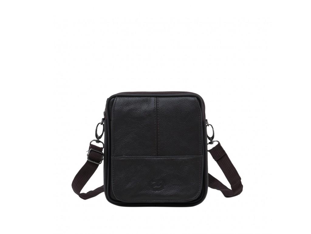 Мессенджер HD Leather NM24-088C - Royalbag
