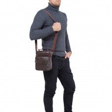 Мессенджер HD Leather NM24-212C - Royalbag