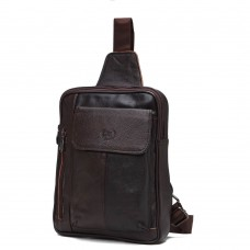 Мессенджер HD Leather NM24-301C - Royalbag