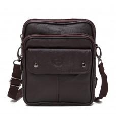 Мессенджер HD Leather NM24-308C