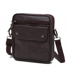 Месенджер HD Leather NM24-348C - Royalbag